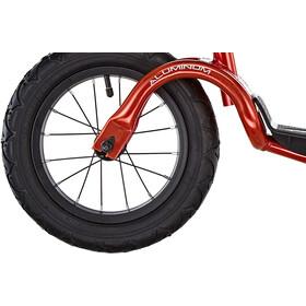 """KaZAM PRO Løbecykel 12"""" Børn, red"""